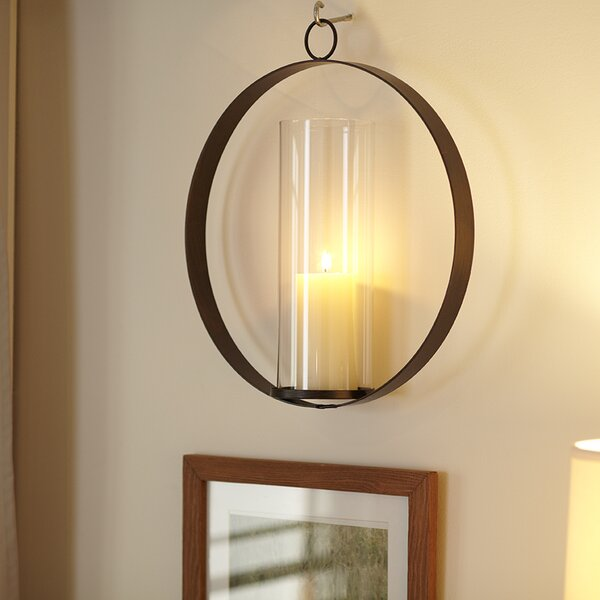 How To Hang Wall Sconces For Candles : Birch Lane Hanging Candle Sconce Birch Lane