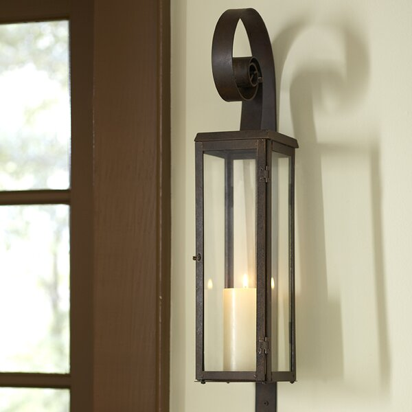 Birch Lane Scroll Candle Sconce