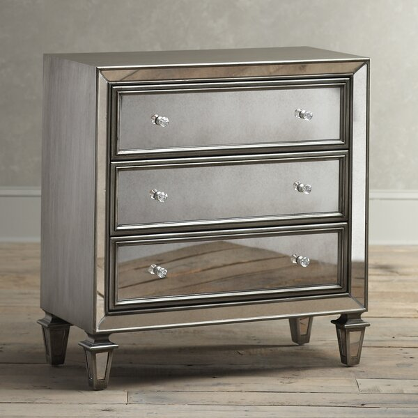 Birch Lane Madison Mirrored Chest