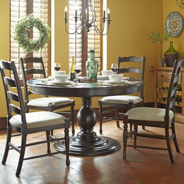 Birch Lane Rollins Extending Dining Table: Traditional Furniture & Classic Designs