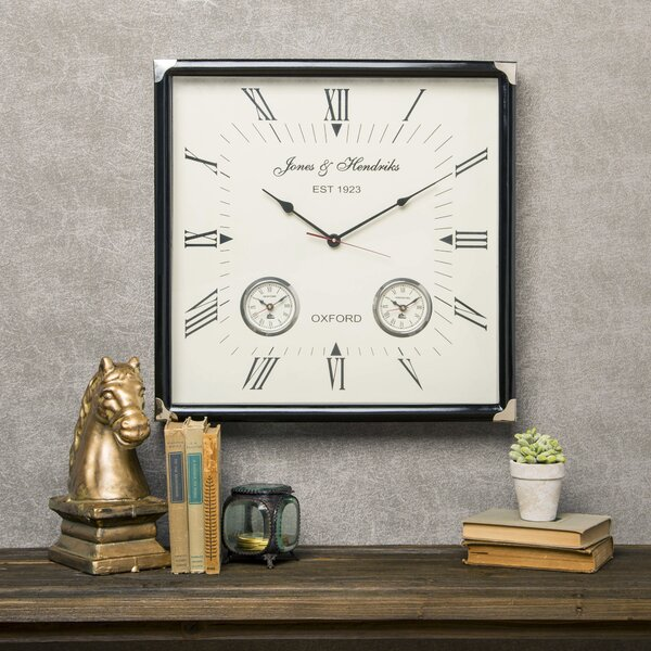 Birch Lane Terryton Wall Clock