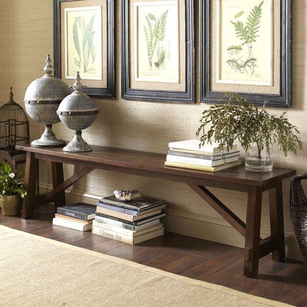 Varian Upholstered Storage Bedroom Bench Birchlane: Birch Lane Wester Bench
