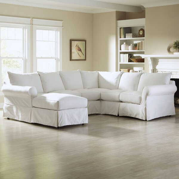 Birch Lane Jameson Sectional With Chaise Birch Lane