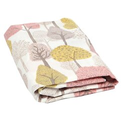 Treetops Fitted Crib Sheet