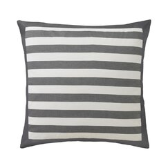 <strong>Graphic Stripe Ink Euro Shams</strong>