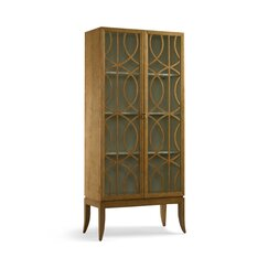 <strong>DwellStudio</strong> Gate French Oak Armoire