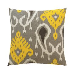 Batavia Citrine Pillow Cover