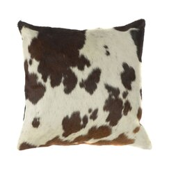 <strong></strong> Cowhide Pillow