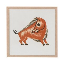 <strong>DwellStudio</strong> Boar Artwork