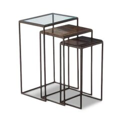 <strong></strong> Connor 3 Piece Nesting Table