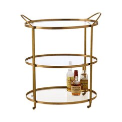 <strong>Connaught Serving Cart</strong>