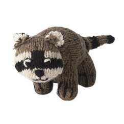 <strong>DwellStudio</strong> Large Raccoon Plush Toy