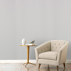 <strong>DwellStudio</strong> Dotted Diamonds Wallpaper