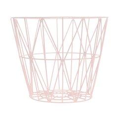 <strong>DwellStudio</strong> Kimono Rosette Wire Basket