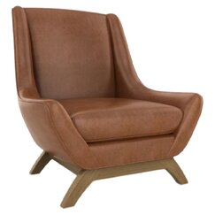 <strong>DwellStudio</strong> Jensen Leather Chair