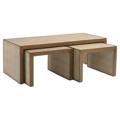 <strong>DwellStudio</strong> Avedon Nesting Coffee Tables