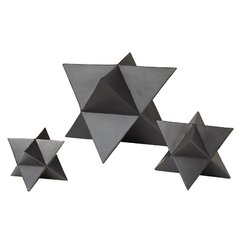 <strong></strong> 3 Piece Star Objet Set