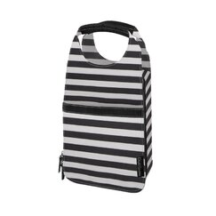 <strong>Mini Stripe Ink Insulated Carrier</strong>