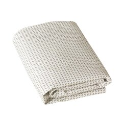 <strong>DwellStudio</strong> Chevron Fitted Crib Sheet
