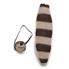 <strong></strong> Raccoon Mask & Tail Set