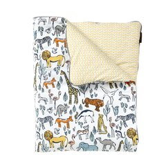 <strong></strong> Safari Play Blanket