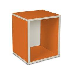 <strong>DwellStudio</strong> Cube Tangerine Storage