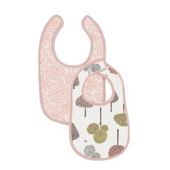 <strong></strong> Treetops Muslin Bib (Set of 2)