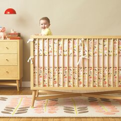 Rosette Nursery Bedding Collection