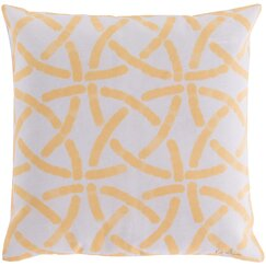 <strong></strong> Celtic Trellis Lemon Outdoor Pillow