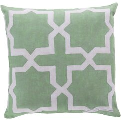 <strong>DwellStudio</strong> Madurai Celery Outdoor Pillow