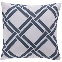 <strong>DwellStudio</strong> Gazebo Navy Outdoor Pillow