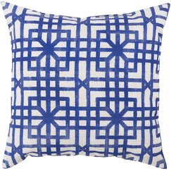 <strong></strong> Lattice Marine Outdoor Pillow