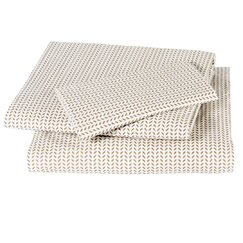 <strong>DwellStudio</strong> Chevron Sheet Set