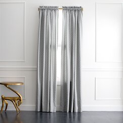 <strong>DwellStudio</strong> Masala Curtain Panel