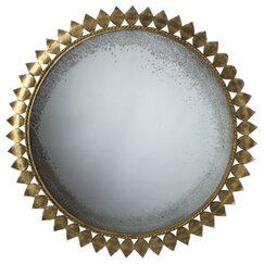 <strong>DwellStudio</strong> Gold Leaf Mirror