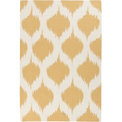 <strong>DwellStudio</strong> Ines Maize Rug
