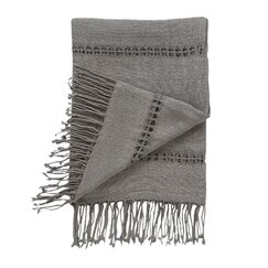<strong>DwellStudio</strong> Raw Silk Smoke Throw