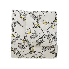 <strong>Aviary Citrine Duvet Cover</strong>