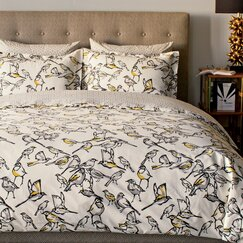 <strong></strong> Aviary Duvet Cover