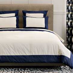 <strong>Modern Border Admiral Duvet Cover</strong>