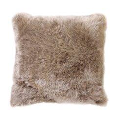 Sheepskin Long Smooth Pillow