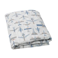 <strong>Flight Fitted Crib Sheet</strong>