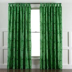 Malakos Malachite Curtain Panels