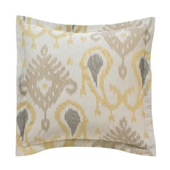 <strong></strong> Batavia Citrine Euro Sham (Set of 2)
