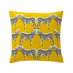<strong>DwellStudio</strong> Zebra Pillow Cover