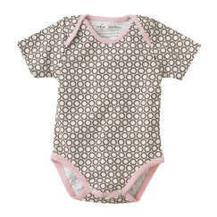 <strong></strong> Starburst Short Sleeve Bodysuit