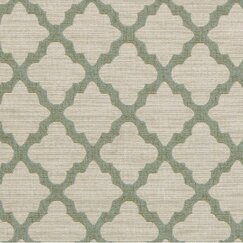 <strong></strong> Casablanca Geo Fabric - Aquamarine