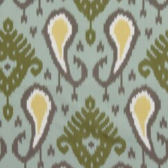 <strong>DwellStudio</strong> Batavia Ikat Fabric - Aquamarine