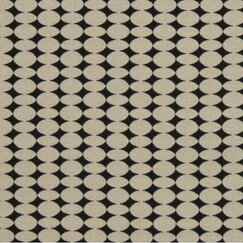 <strong></strong> Almonds Fabric - Kohl