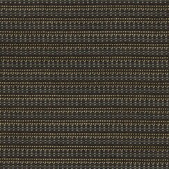 Dash Stripe Fabric - Brindle